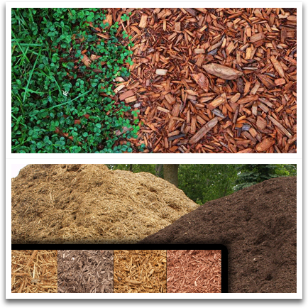 Bark and Mulch Products