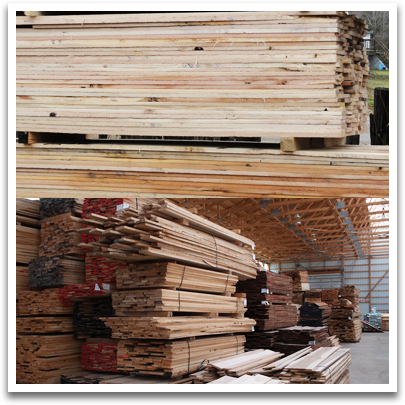 Premium Green and Kiln Dried Lumber